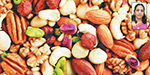 Nuts to live well!