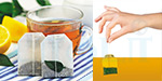 Tea Bag which can lead to cancer