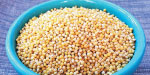 Millets significance: White Corn