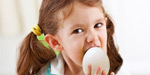 Diabetes can be prevented from entering the egg eating