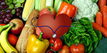 That food is necessary for heart health
