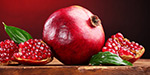 Pomegranates knop under clinical significance