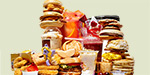 The biocide fat fast foods