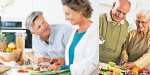 Excellent dishes for senior citizens!