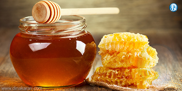 Honey will cure asthma