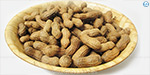 Use of groundnuts