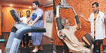 Heart Patients Have Exercise!