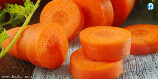 Therapeutic skin carrots