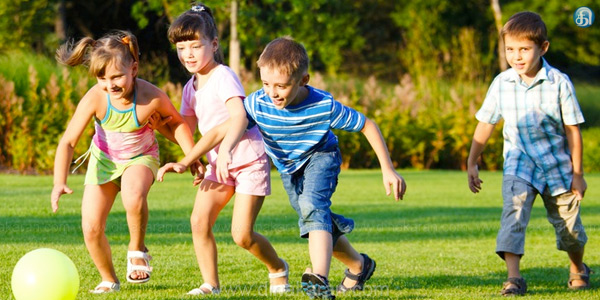 Tips to protect children from the summer sun