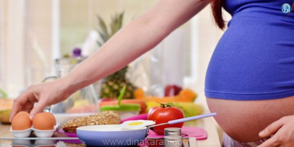 To increase the calories in the diet during pregnancy