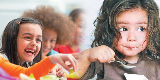 Is your child's food nutrient?
