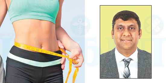 Hormonal deficiency may be due to obesity!