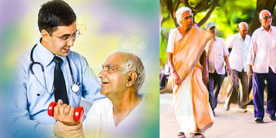 Ayurveda, which is better for the elderly!