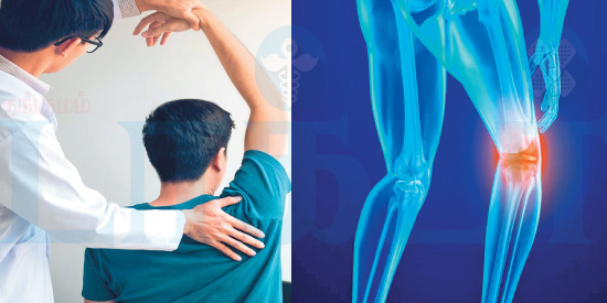 Osteoporosis also affects males
