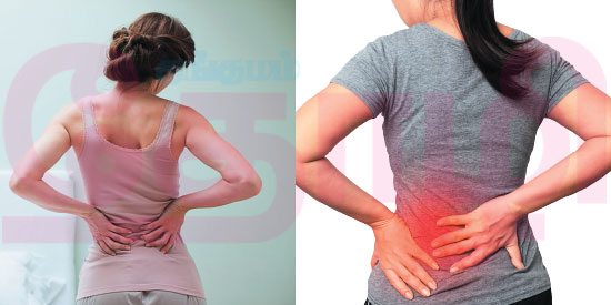 Why Women Get Back Pain?