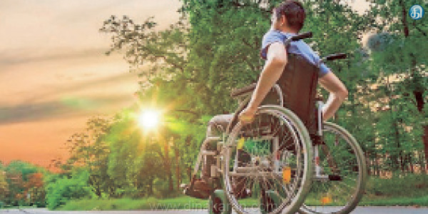 Alternative therapy to help the alternatively abled