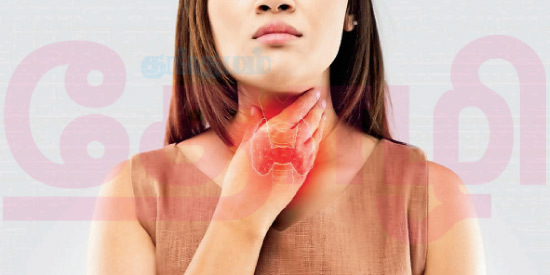 Thyroid Disease Affecting Women-Its Solutions!