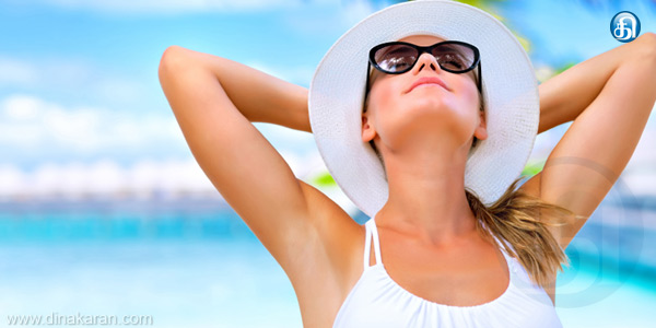 In the summer, skin, hair and how to protect?