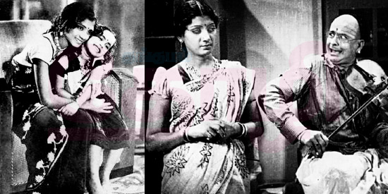 KR Chellam, wife, child, actress, sir, little girl poor