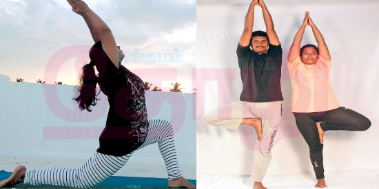 Yoga for Real Estate ..!