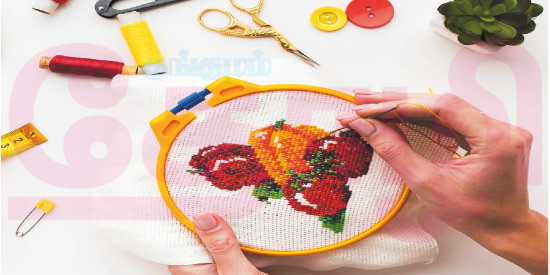 Home Decorating Embroidery