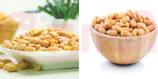 Cashew peanuts for the poor!