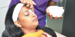 Beauty products and treatments for prominent with black rings