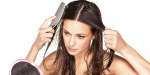 Hair: Residential treatment for the effects of the summer