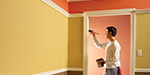 The need to choose the color and pleasant home