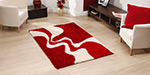 The carpet can be used in many types of home