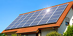 Is there a way to use solar energy for household use?