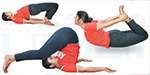 Yoga Poses That Deal With Thyroid Problem