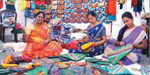 You can earn 40 thousand rupees a month in fabric making!