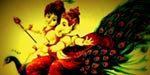 Ganapati Gives on maternity