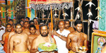 Thiruvannamalai tipattiruvila 6th day festival: silver chariot procession in the Annamalayar