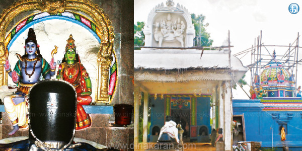 The Ganeswarar temple is a marriage ban