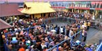 Sabarimala to worship the unruly crowd waited for 14 hours