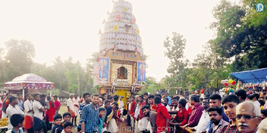 Subramania Swamy Temple is the festival festival near Pattambi