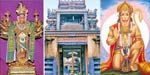 To gives the all kinds of benifits for sritirinetra veera hanuman temple,