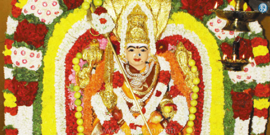 The cave is the 7th anniversary celebration of the great Mariamman Temple