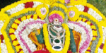 Tirukkadavur kanniyamman taken out procession of Swami Temple