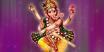 Tendency to the deluge of obstacles Ganesha worship