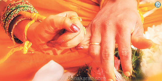 Is the Planetary System in the Jathaka stage the main reason to join the marriage?