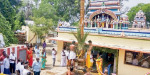 The Kandasatti festival is celebrated at Subramanya Swamy Temple