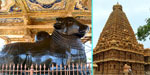 The proclamation was built with stones to success in Tanjore