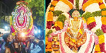 Sridevi Mutharamman temple festival in May
