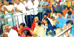 Special prayers at the Masanniyamman Temple in Amausavayam