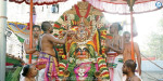 On the 6th day of piramorcavat melatalam mulanka Kothandaramar promenading in the vehicle Hanumantha