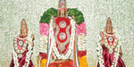 To solve the malady for god perumal worship