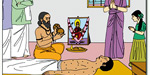 Keep the image of Lord Rahu valipatalama pujaiyarai?